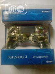 PS4 Controller With Charging Cord | Accessories & Supplies for Electronics for sale in Imo State, Owerri
