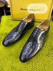Dino Verratti and Louis Vuitton Leather Quality Shoes | Shoes for sale in Lagos State, Lagos Island