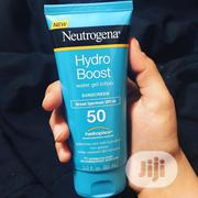 Neutrogena Hydroboost Sunscreen Spf50 | Skin Care for sale in Abuja (FCT) State, Karu
