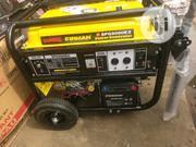 Brand New Sumec Firman SPG8000E2 Gasoline Generator | Electrical Equipment for sale in Lagos State