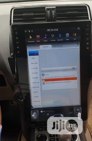 Toyota Prado 2019 Android Tesla Available   Vehicle Parts & Accessories for sale in Lagos State, Mushin