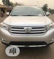 Toyota Highlander 2011 SE Silver | Cars for sale in Oyo State, Ibadan