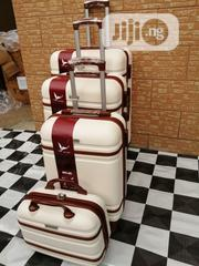 Trolley Bags Luggage, 4 (Sets) Creamy Colors | Bags for sale in Lagos State, Ikeja