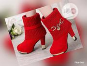 Beautiful Women Boot Heels in Different Colours | Shoes for sale in Lagos State, Surulere