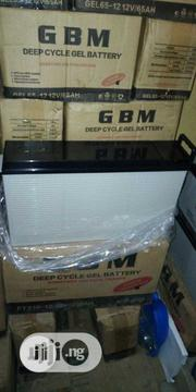 Gbm 210ah Deep Cycle Battery | Solar Energy for sale in Lagos State, Ojo