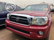 Toyota Tacoma 2007 Red | Cars for sale in Lagos State, Ikeja