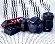 Canon DSLR EOS 60D With 18-135mm Lens | Photo & Video Cameras for sale in Lagos State, Ikeja