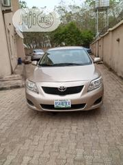Toyota Corolla 2009 Gold | Cars for sale in Abuja (FCT) State, Jabi