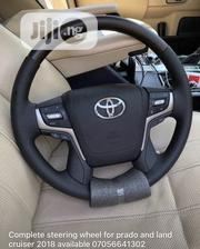 Complete Steering Wheel For L/C & Prado 2018 | Vehicle Parts & Accessories for sale in Lagos State, Mushin