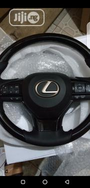 Steering Wheel Lexus Lx570 Original 2019 | Vehicle Parts & Accessories for sale in Lagos State, Mushin