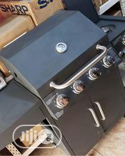 Best Quality Barbique 4burner Grill With Said Cook | Kitchen Appliances for sale in Lagos State, Maryland