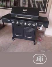 High Quality 6burners Barbeque Grill With Said Coom | Kitchen Appliances for sale in Lagos State, Victoria Island