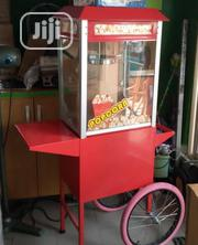 Classic Quality Popcorn Machine With Tyre | Restaurant & Catering Equipment for sale in Lagos State, Ilupeju