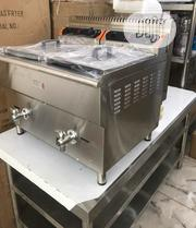 Double Deep Fryer With Tap | Kitchen Appliances for sale in Lagos State, Ojo