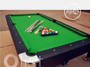7feet Snooker Board With Complete Accessories | Sports Equipment for sale in Abuja (FCT) State, Garki 2