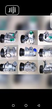 AC Compressor Toyota Prado Land Cruiser Original Model | Vehicle Parts & Accessories for sale in Lagos State, Mushin