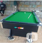 Brand New 8ft Snooker Pool Table With the Whole Acessories | Sports Equipment for sale in Abuja (FCT) State, Central Business District