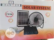 Solar Fan With 3light and Phone Charging Point   Solar Energy for sale in Ondo State, Ondo