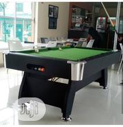 Standard Brand 8ft Snooker Pool Table With Whole Acessories | Sports Equipment for sale in Abuja (FCT) State, Central Business District