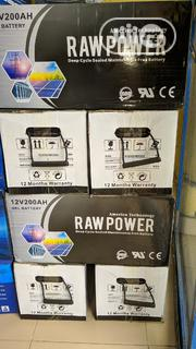 12v 200ah Battery | Solar Energy for sale in Lagos State, Ajah