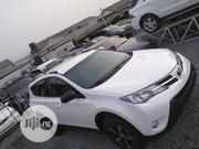 Toyota RAV4 2013 LE FWD (2.5L 4cyl 6A) White | Cars for sale in Lagos State, Ajah