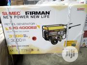Generator Spg4000es | Electrical Equipment for sale in Lagos State, Ojo