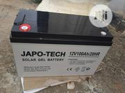 100ah JAPO TECH Battery | Electrical Equipment for sale in Lagos State, Ojo