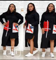 Lovely Turkish Shirt Dress | Clothing for sale in Lagos State, Ikeja