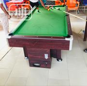 Snooker Board With Coin and Complete Accessories | Sports Equipment for sale in Lagos State, Isolo