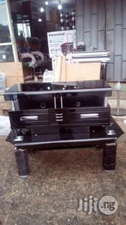 Television Shelve - Black   Furniture for sale in Lagos State, Lagos Mainland