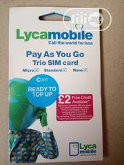 UK SIM Card | Accessories for Mobile Phones & Tablets for sale in Lagos State, Isolo