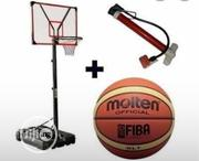 Basketball Stand and Ball | Sports Equipment for sale in Lagos State