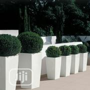Nice Flower Pots With Artificial Plants. | Garden for sale in Lagos State, Lekki Phase 1