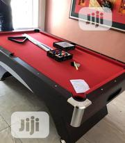 7feet Curved Snooker Table With Complete Accessories | Sports Equipment for sale in Lagos State, Badagry