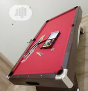 7feet Snooker Board With Complete Accessories | Sports Equipment for sale in Lagos State, Ikoyi