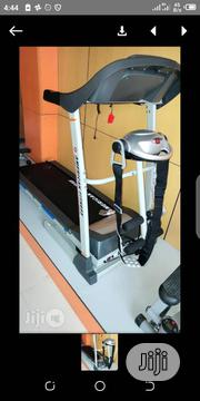 American Fitness 2hp Treadmill With Massager | Sports Equipment for sale in Lagos State, Lekki Phase 1
