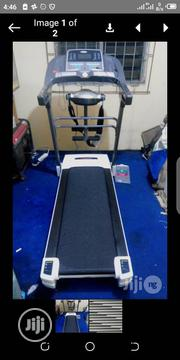 Powerful 3hp Treadmill With Massager | Sports Equipment for sale in Lagos State, Lekki Phase 1