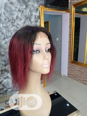 Short Straight Black With Whine Hair | Hair Beauty for sale in Lagos State, Ikeja
