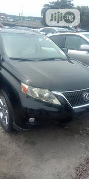 Lexus RX 350 FWD 2012 Black | Cars for sale in Lagos State, Apapa