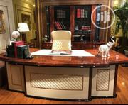 Quality Office Table + Chair + Bookshelf | Furniture for sale in Lagos State, Lekki Phase 1