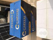 200ah 12volt Capital Solar Battery | Solar Energy for sale in Delta State, Warri