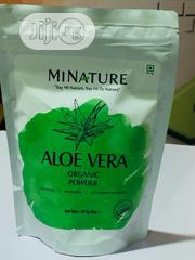 Aloe Vera Organic Powder | Vitamins & Supplements for sale in Lagos State, Lagos Island