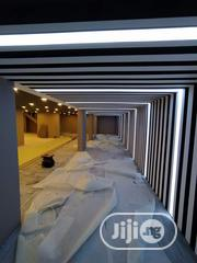 Stretch Ceiling With Wall Design | Building & Trades Services for sale in Lagos State, Ikeja