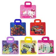 12pcs Character Plastic Bag With Handle   Bags for sale in Lagos State, Amuwo-Odofin