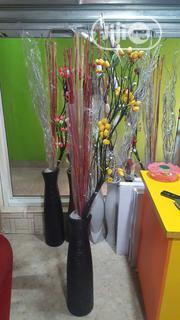 Beautiful Floor Vase With Flower | Home Accessories for sale in Lagos State