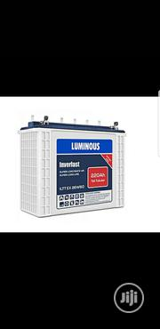 220ham 12vos Luminous Battery | Solar Energy for sale in Lagos State, Ojo