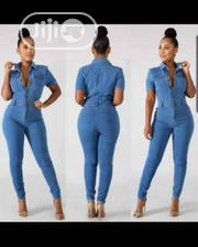 Jean Jumpsuit   Clothing for sale in Lagos State, Lagos Island