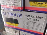 200ahs 12v Altimate Battery | Electrical Equipment for sale in Lagos State, Ojo