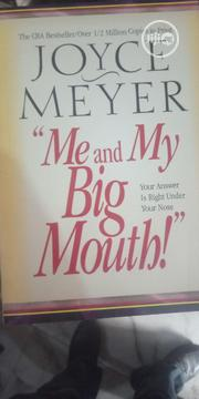 Me And My Big Mouth By Joyce Meyer | Books & Games for sale in Lagos State