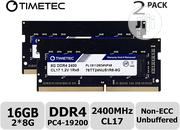 Timetec Hynix IC 16GB KIT(2x8gb) DDR4   Computer Hardware for sale in Lagos State, Maryland